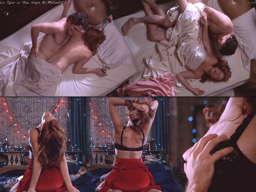 liv tyler porno lezbijski porno lizanje boobs